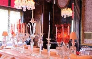 Cristal Room Baccarat - Hôtel Elysées Mermoz