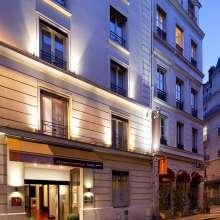 Restaurants rue Jean Mermoz Paris - Hotel Elysées Mermoz