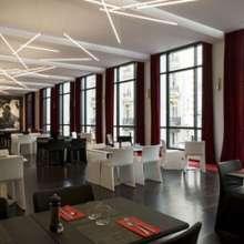 Café Pleyel Hotel  Elysées Mermoz