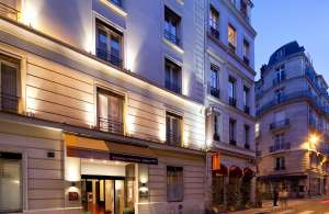 Restaurants rue Jean Mermoz Paris - Hotel Elysées Mermoz