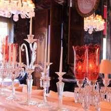 Cristal Room Baccarat - Hotel Elysées Mermoz