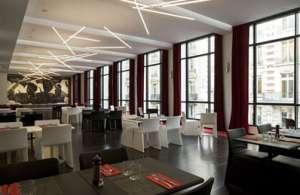 Café Pleyel Hôtel  Elysées Mermoz