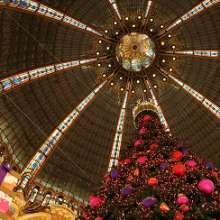 Noël & le Jour de l'An Paris - Hôtel Elysées Mermoz
