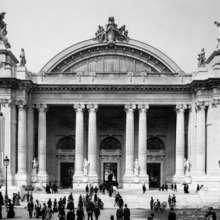 Visite découverte du Grand Palais - Hôtel Elysées Mermoz