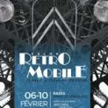 Rétromobile 2019 - Hôtel Elysées Mermoz