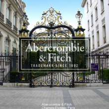 Abercrombie & Fitch Champs-Elysées Hotel Elysées Mermoz